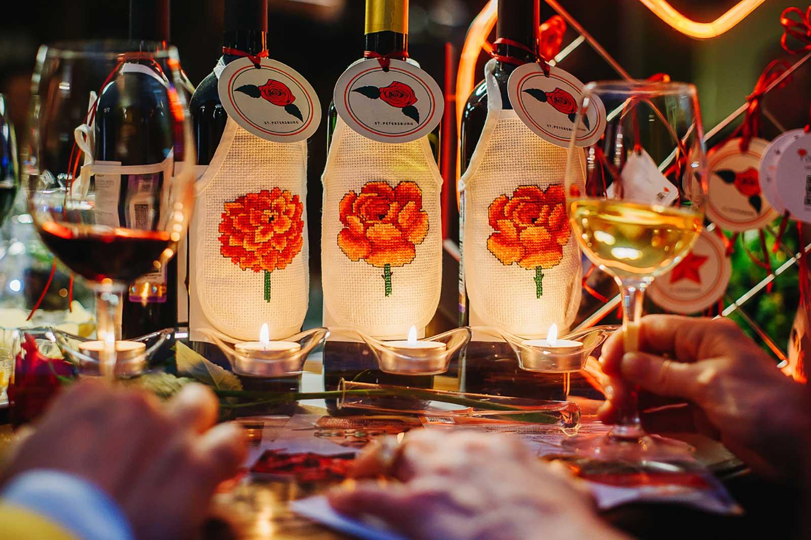 Винный бар «ЛЮБЛЮ: LED WINE LOVE'S»